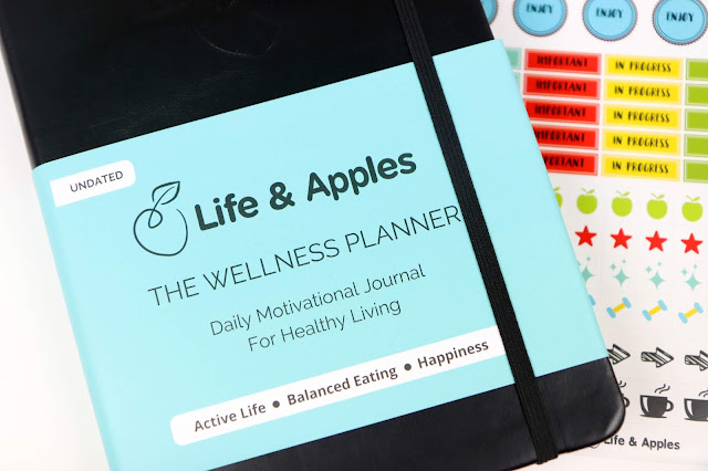 Life & Apples The Wellness Planner Review