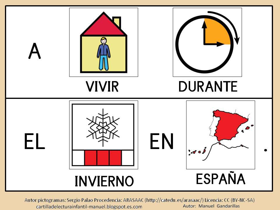 Cartilla De Lectura Infantil: CARTILLA DE LECTURA INFANTIL Digital: PALOMAS. OCTUBRE
