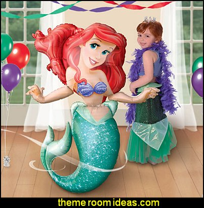 Little Mermaid Air Walker