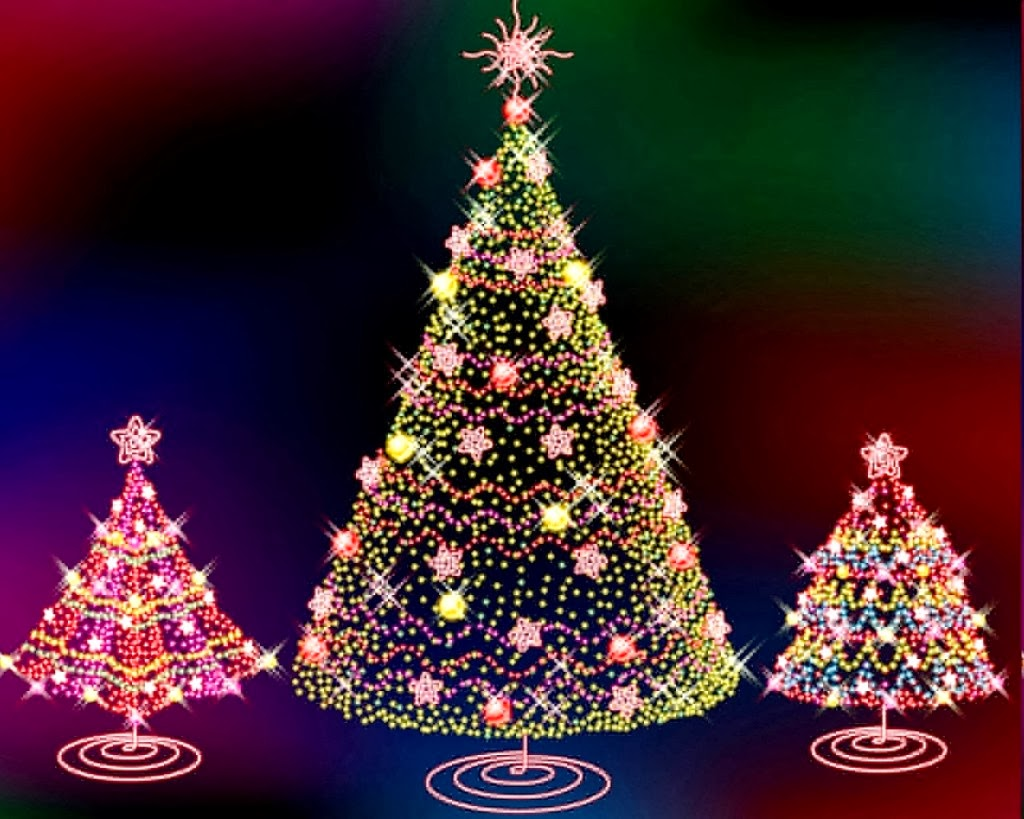 Lovable Images: Christmas Tree Special HD Wallpapers Free