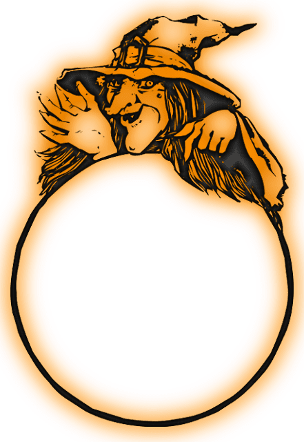 Marco bruja