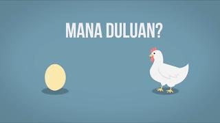 Pembahasan Mengenai Ayam Dan Telur, Teori Ayam Dan Telur, Penjelasan Solusi Ayam Dan Telur, Penelitian Ilmiah Ayam Dan Telur mana Yang Duluan, Konspirasi Ayam Dan Telur