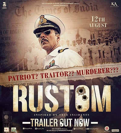 Rustom 3 Full Movie Hindi Download
