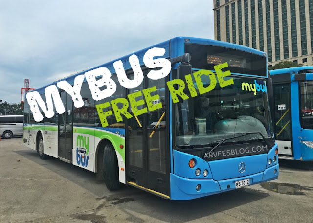 MyBus Free Ride From BDO Fuente to SM Seaside City
