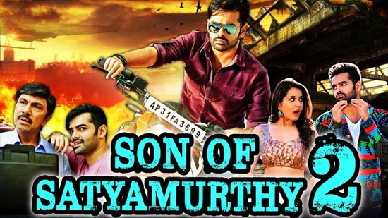 Son Of Satyamurthy 2 2017 Hindi Dubbed 720p HDRip 900mb