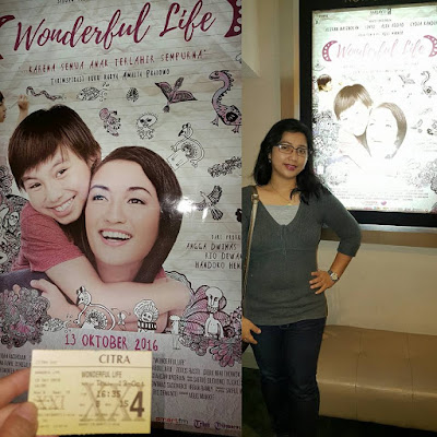 poster Film Wonderful Life