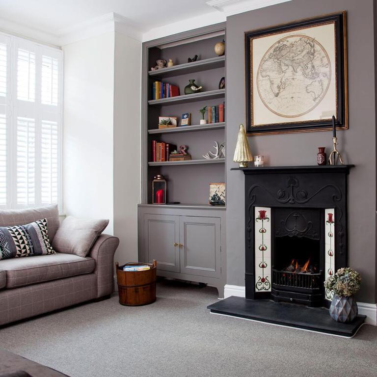 Beautiful Brown Living Room Ideas