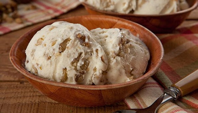 black walnut ice cream topping recipe