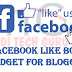 Facebook Like Box widget For Blogger And My New Facebook Page