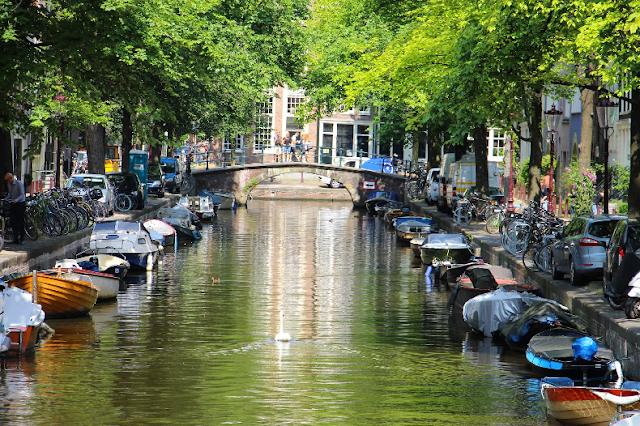 Pontos turísticos de Amsterdã