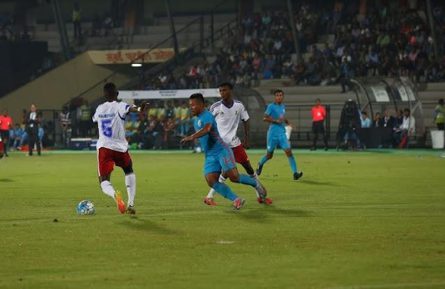 India beat Mauritius