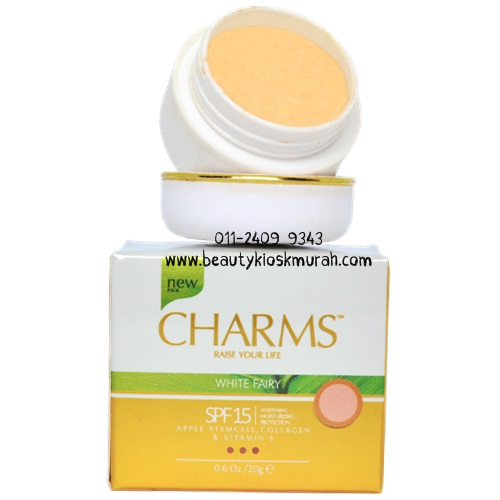 Charms Foundation (White Fairy)