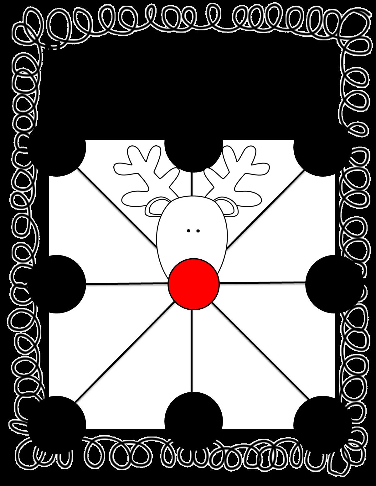 First Grade Wow: Reindeer Games