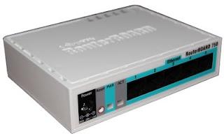 Cara Mengakses Mikrotik RB750