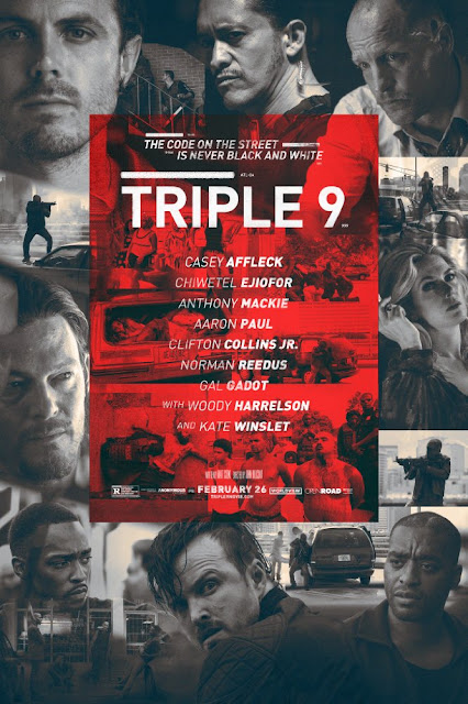 Triple 9 (2016) Movie Reviews