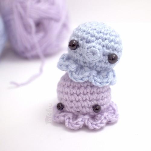 Amigurumi Octopus - Free Pattern