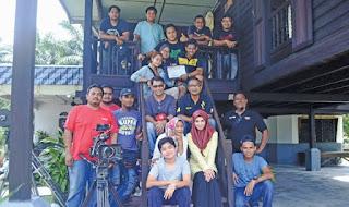 Drama Tukar Tukar Menu Izreen Azminda TV3