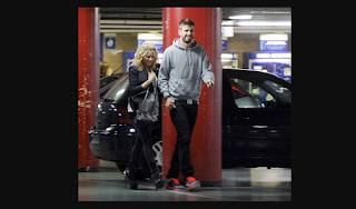Shakira Embarazada Con Tacones altos