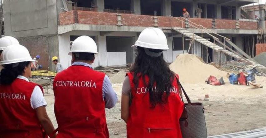 Contraloría advierte incumplimiento de contrato en obra de colegio de Coishco en Áncash