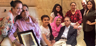 Dilip Kumar Family Wife Son Daughter Father Mother Marriage Photos Biography Profile