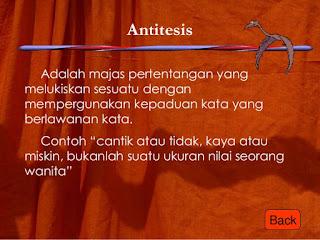 Majas Antitesis
