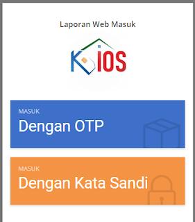 Webreport Kios Pulsa