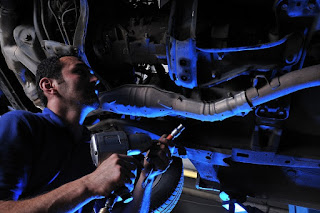 Más de la mitad de las reparaciones en el taller apenas aportan el 20% de la facturación