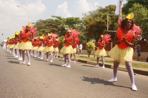 abuja national carnival 2013 pictures