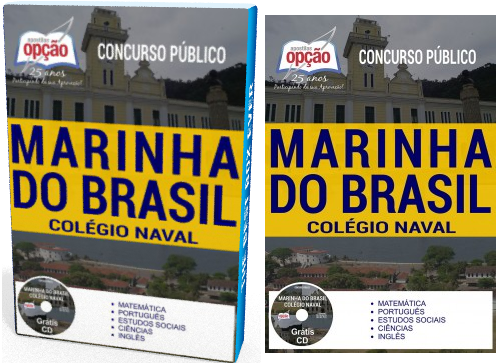 apostila Colégio Naval Marinha CPACN 2018