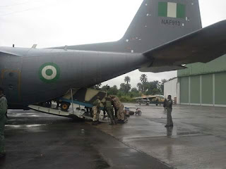 Nigerian Air Force deploys more aircrafts to Niger Delta