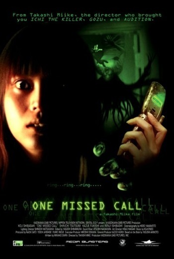 Download One Missed Call 2003 Dual Audio Hindi 720p HDTV 900mb