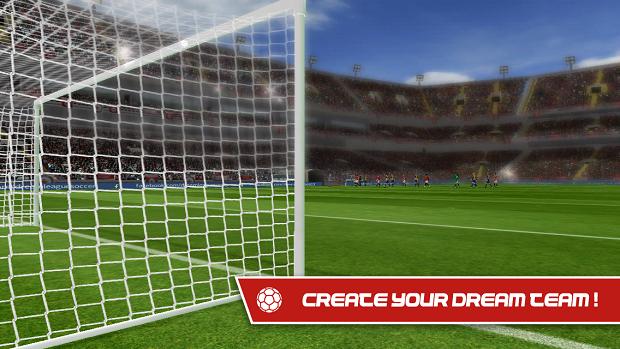 dream league soccer 2016 играть на android скачать
