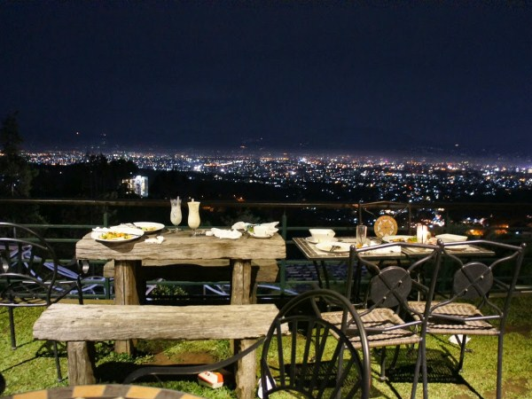 6 Recommended Restaurants In Bandung That Have Beautiful Scenery