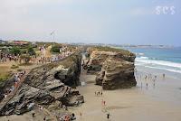 Playa de las Catedrales, Ribadeo (Lugo) by Susana Cabeza