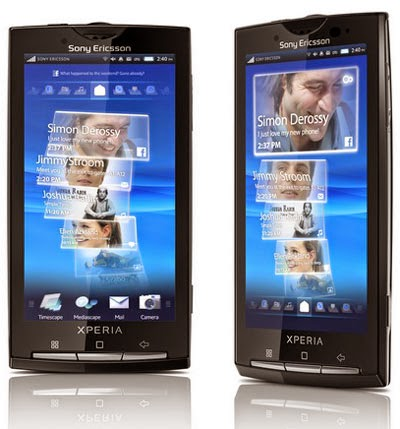 Kelebihan dan kekurangan Sony Xperia X10