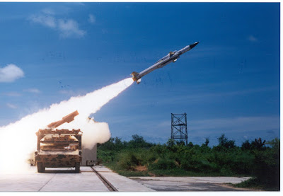 Spotlight : India Successfully Test-Fires Surface-To-Air Akash Missile