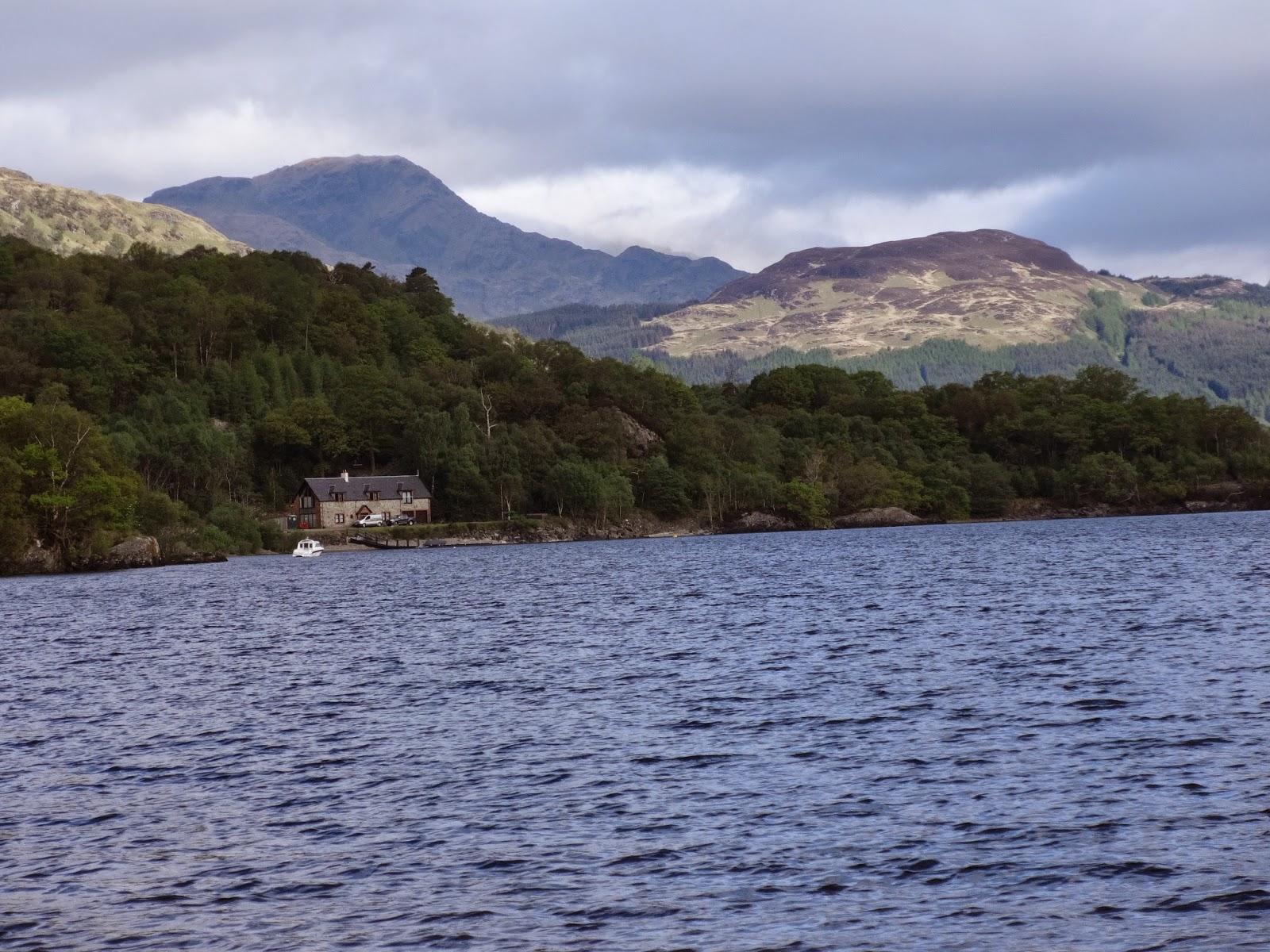 Wieża Glenstrae Widok Na Jezioro W Loch Awe Tripadvisor