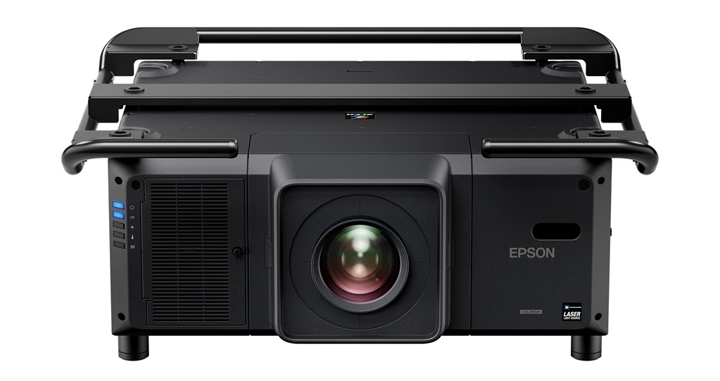 The world's first-ever 25,000-lumen 3LCD projector