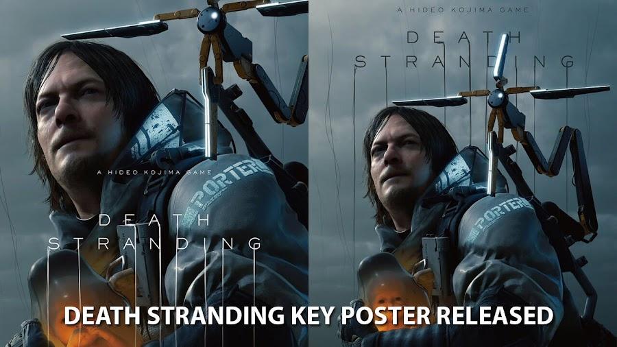 death stranding norman reedus