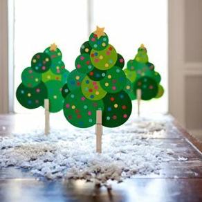 Kidissimo Des Décorations De Noël à Fabriquer Soi Même