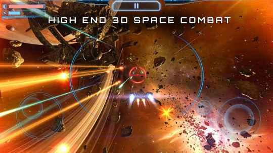 Game Pesawat Tempur Android Offline Subdivision Infinity MOD APK