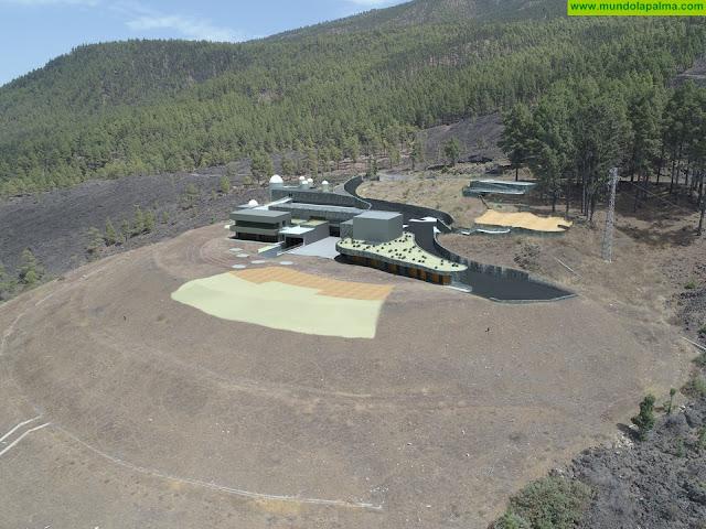 El proyecto del complejo recreativo de Mendo recibe la evaluación positiva de impacto ambiental