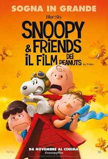 Snoopy & Friends il film dei peanuts
