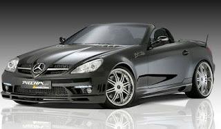 Mecedes Benz SLK แต่ง