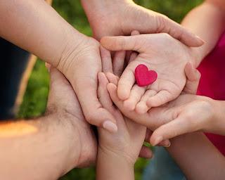 celebrar San Valentín con la familia