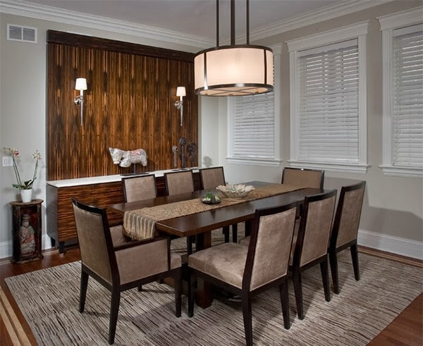 15 Asian Inspired Dining Room Ideas - Decoration for House