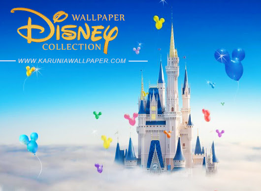 NEW ARRIVAL WALLPAPER DINDING ANAK DISNEY COLLECTION