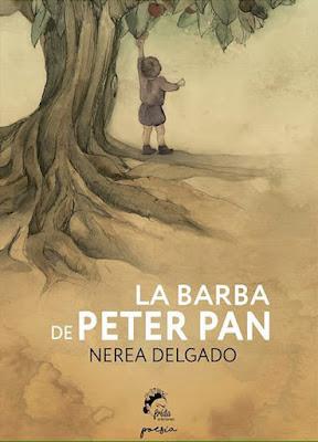 LIBRO - La Barba de Peter Pan : Nerea Delgado  (Frida Ediciones - 7 Septiembre 2016)  POESIA   Comprar en Amazon España