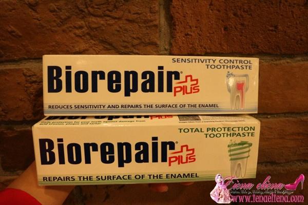 Penjagaan Gigi Sensitif Bersama Biorepair® Plus