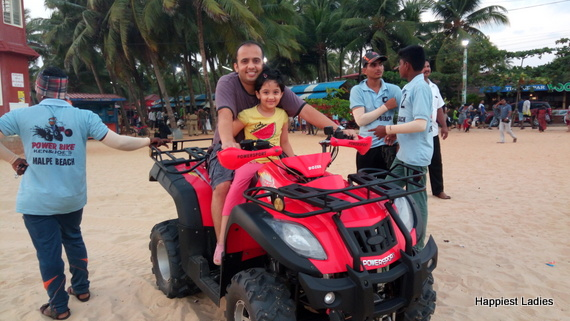 things to do in malpe beach bike ride